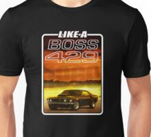 Like a Boss - Sunset Unisex T-Shirt