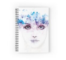 Ice Of Fire Spiral Notebook