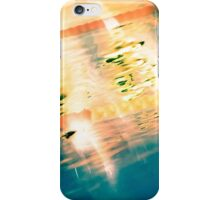 Swimming Pool 01A - Abstract iPhone Case/Skin