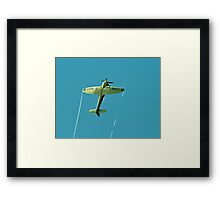 Sea Fury Framed Print