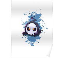 Skull Cute Poster