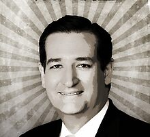 Texas Senator Ted Cruz by morningdance