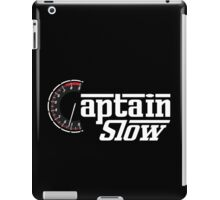 Top Gear - James May - Captain Slow iPad Case/Skin