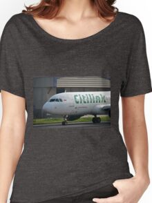 Citilink airplane Women's Relaxed Fit T-Shirt