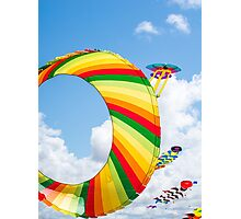 Kites Photographic Print