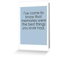 Old Pine - Ben Howard Greeting Card