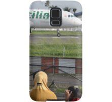 Citilink airplane Samsung Galaxy Case/Skin