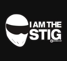 Top Gear - I am the Stig Kids Clothes