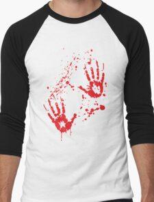 Serial Griller / Killer - Halloween Men's Baseball ¾ T-Shirt