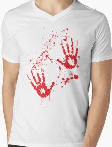 Serial Griller / Killer - Halloween Mens V-Neck T-Shirt
