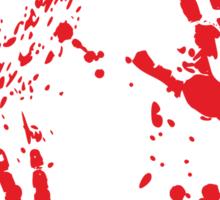 Serial Griller / Killer - Halloween Sticker