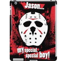 Jason... my special, special boy! iPad Case/Skin
