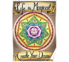 Life is Magical Poster