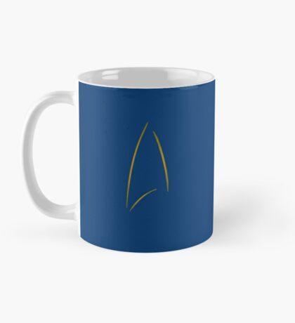 Star Trek Beyond Officers Insignia (Science) Mug