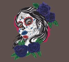 day of the dead girl Baby Tee