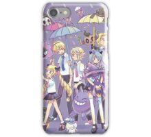 Fire Emblem - Nohr Family in the Rain iPhone Case/Skin