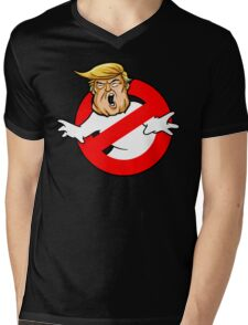 Trump busters Eeeek Mens V-Neck T-Shirt