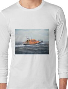 "Royal National Lifeboat Institution MLB ""The Morrell"" Long Sleeve T-Shirt"