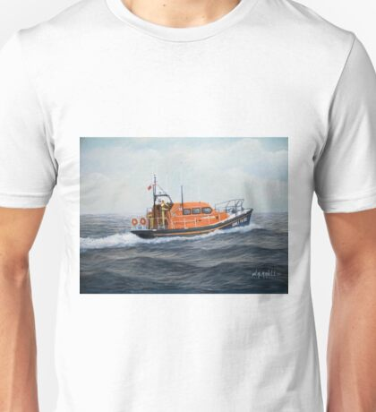 "Royal National Lifeboat Institution MLB ""The Morrell"" Unisex T-Shirt"