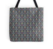 Tribal Strick-Muster  Tote Bag