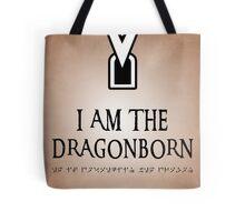 DRAGONBORN Skyrim Tote Bag