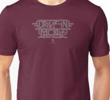 WNEW Drive-in Movie Unisex T-Shirt