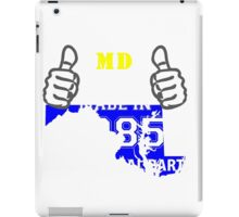This Maryland Girl Made in 1985 iPad Case/Skin