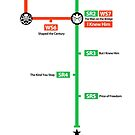 Till the End of the MRT Line by glower