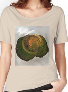 Glenagivney Beach, Inishowen, Donegal Women's Relaxed Fit T-Shirt