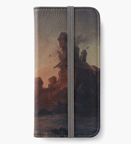 Impact iPhone Wallet/Case/Skin