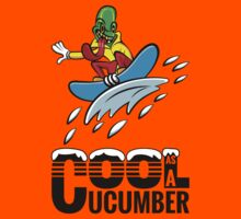 Cool as a Cucumber Kids Tee