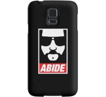the dude abides Samsung Galaxy Case/Skin
