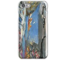Habacuc 1.8 spiritual iPhone Case/Skin