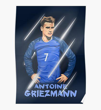 Griezmann Poster