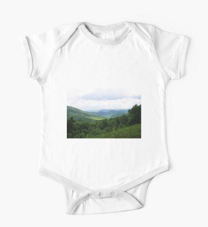 Smoky Mountains One Piece - Short Sleeve