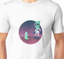 Eclipse Alien   Unisex T-Shirt
