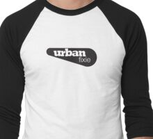 Urban Fixie Bikes Men's Baseball ¾ T-Shirt