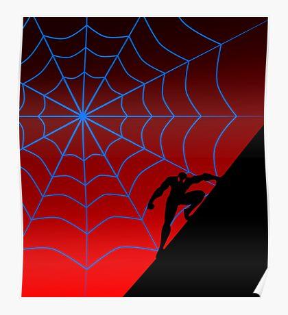 Spider Twilight Series - Peter Parker Spider-Man Poster