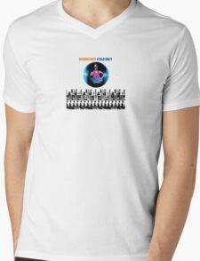 Rodriguez Cold Fact Mens V-Neck T-Shirt