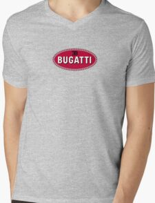 Bugatti Mens V-Neck T-Shirt