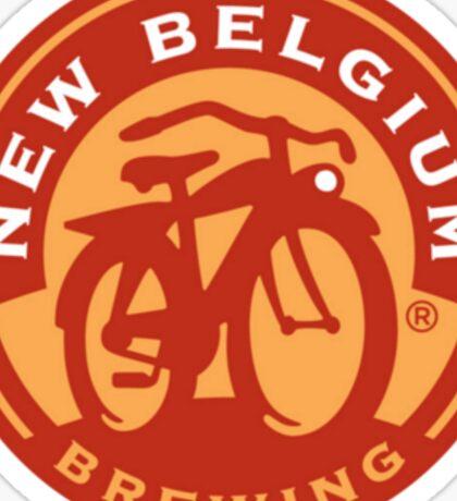 Belgium Brewing Sticker