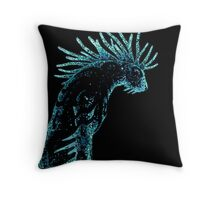 Deer god 2 Throw Pillow