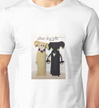 Alibar Dog Knits  Unisex T-Shirt