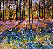 Enchanted Forest by Susan Nixon