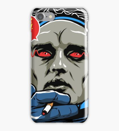 Post-Punk Break Down iPhone Case/Skin