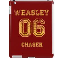 GINNY #06 chaser. iPad Case/Skin