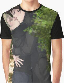 In the bushes Graphic T-Shirt