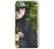 In the bushes iPhone Case/Skin