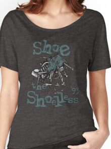 Shoe The Shoeless '93 Pearl, jam  Women's Relaxed Fit T-Shirt