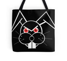 Evil rabbit   Tote Bag